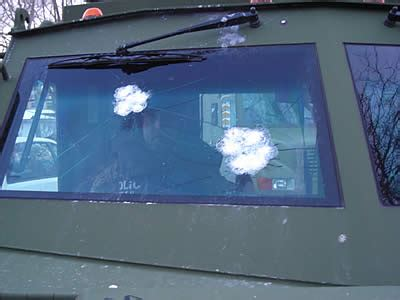 sserts armored vehicle sustains shotgun damage glenwood standoff