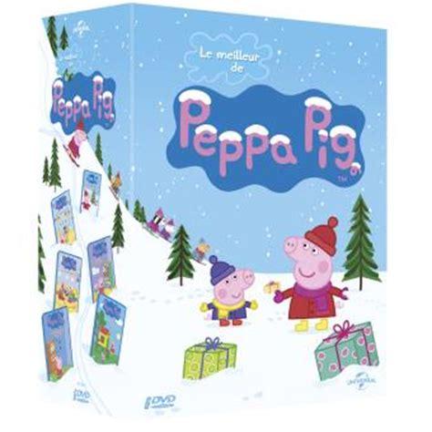 Peppa Pig Peppa Pig L'intégrale Coffret Dvd  Coffret Dvd