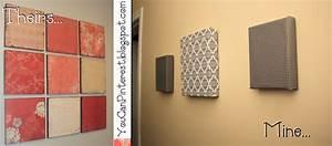 You can diy decorative wall art