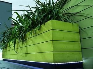 Bac A Fleur Muret : fabriquer bac a fleur bois fashion designs ~ Premium-room.com Idées de Décoration