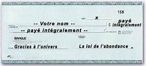 Chèque De Banque La Poste : c 39 est quoi un ch que d 39 abondance ~ Medecine-chirurgie-esthetiques.com Avis de Voitures