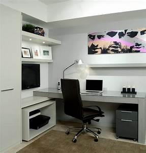 Bureau Contemporain Design : d co bureau design contemporain d co sphair ~ Teatrodelosmanantiales.com Idées de Décoration