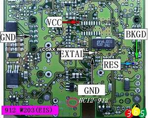 Mercedes W203 Ezs Wiring Diagram For Xprog