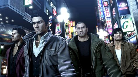 game review yakuza    hard boiled crime thriller