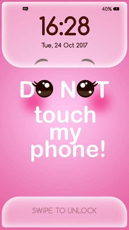 girly lock screen wallpaper  quotes  android apk