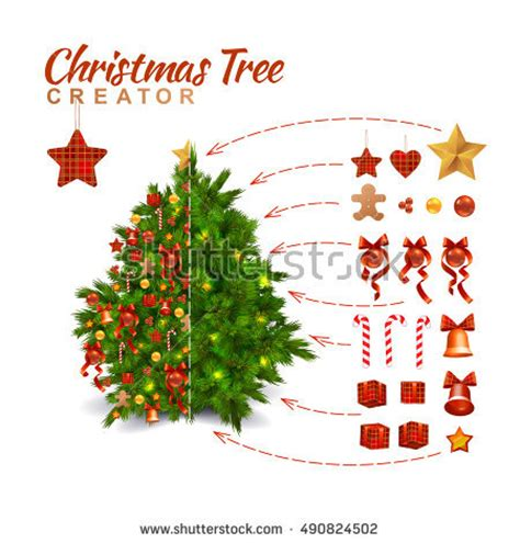 tree set stock images royalty free images vectors