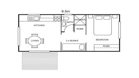 small cabin plans 1 bedroom one bedroom cabin plans one