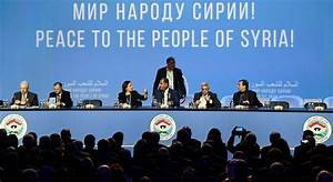 Russia's Lavrov heckled as Syria peace talks in Sochi crumble
