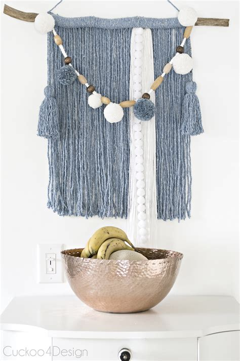 The Of Hanging by 25 Diy Yarn Wall Hangings