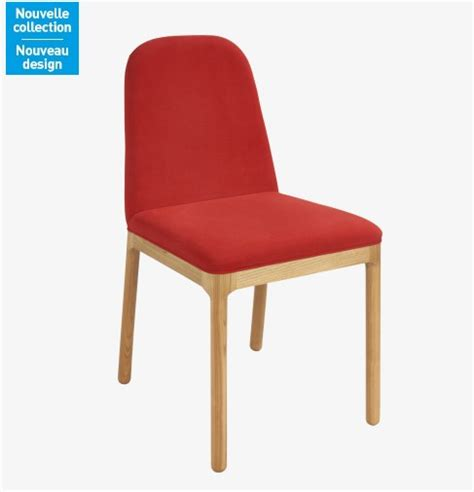 habitat chaise de bureau bet chaise de salle à manger en frêne habitat
