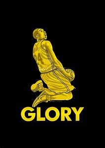 Kobe Bryant Logo Wallpaper - WallpaperSafari