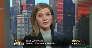 After Words Tara Westover, Feb 21 2018 | Video | C-SPAN.org