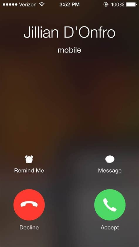 iphone 5 not receiving calls iphone accepting calls slider versus buttons business