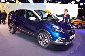 Renault Capture 2017 : gen ve 2017 live renault captur restyl ~ Gottalentnigeria.com Avis de Voitures