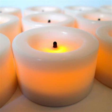 flameless tea lights with timer lights com flameless candles tea lights mini