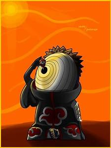 Chibi Tobi - Akatsuki Fan Art (20558178) - Fanpop