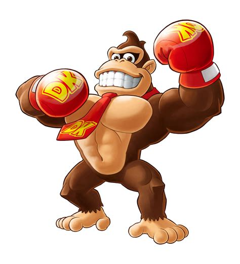 Donkey Kong Punch Out Wiki Fandom Powered By Wikia