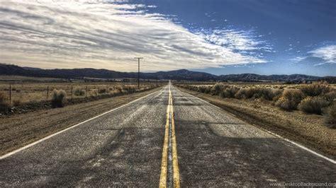 1080p Backgrounds Hd Wallpapers Desert Cloud Road Desktop Backgrounds