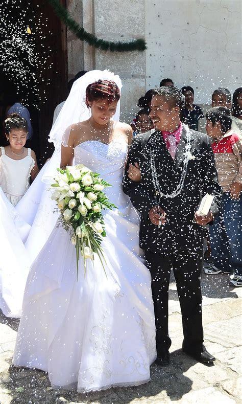 Vestidos de novia tradicionales de oaxaca Las mejores