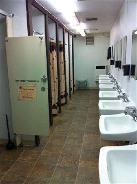 restroom picture   dome village yosemite national