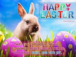 Happy Easter Wi... Easter Beach Quotes