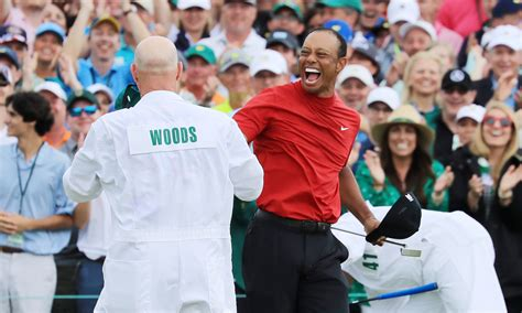 Masters: Tiger Woods' win nets one bettor over $1 million