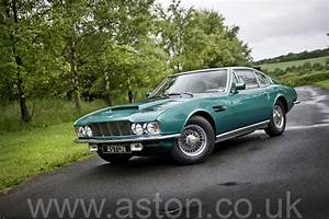 Dbs Vantage 1970 For Sale From The Aston Workshop