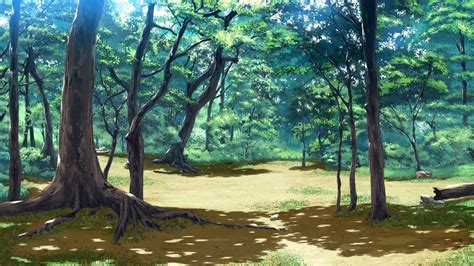 anime forest background  images