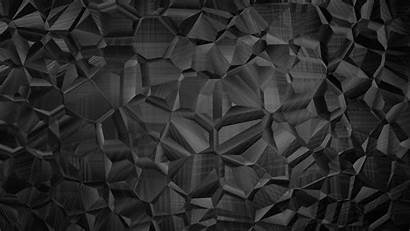 4k Abstract Dark Shapes Wallpapers Polygon Surface