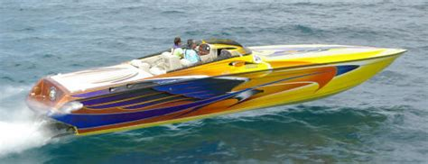 The Top 20 Coolest Speed Boats & Cigarette Racers