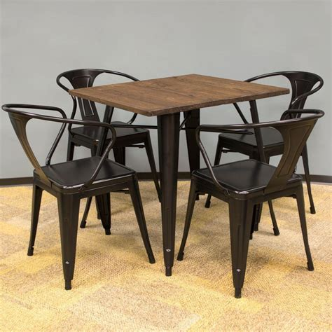 cosco table and chairs cosco 5 piece folding table and chair set in beige mist