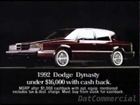 auto repair manual free download 1993 dodge dynasty navigation system dodge dynasty videos