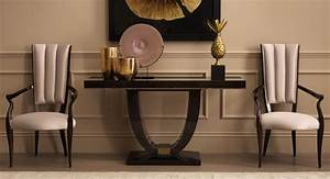 Luxury Console Tables: History & Styles - LuxDeco com