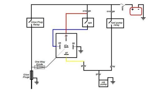 Gm Fuel Wiring Diagram by 94 Chevy 6 5 Diesel Wiring Diagram Fuel Lift