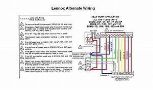 Lennox Thermostat Wiring