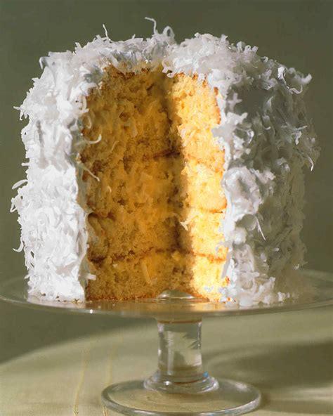 coconut layer cake recipe martha stewart