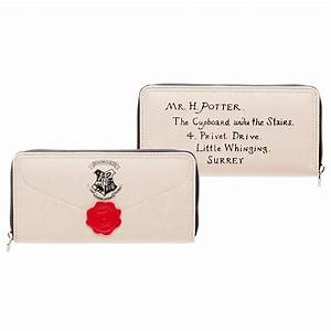 Harry Potter Acceptance Letter Purse - GeekCore co uk