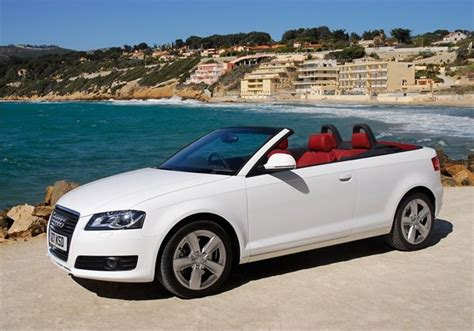 Audi A3 Cabriolet 2008 - Car Review | Honest John