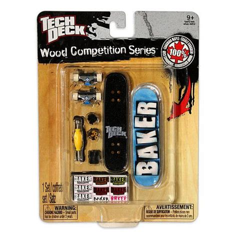 Ebay Tech Deck Longboard by Pin Tech Deck Wood Competition Series Baker Skateboards On