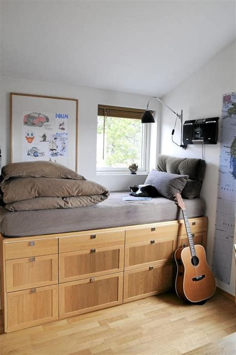 19 Fascinating Space Saving Bed Designs That Are Worth