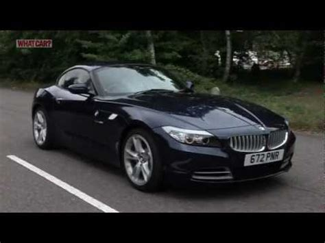 bmw  roadster review  car youtube