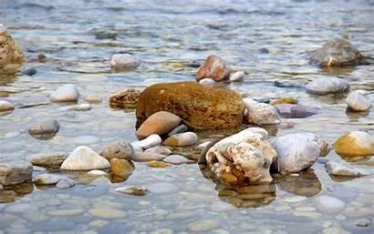 River Zen Peaceful Rocks Stones Calm Water