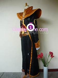 Twisted Fate (League of Legends) Cosplay Costume ...