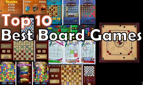 Top 10 Best Board Games On Android Free