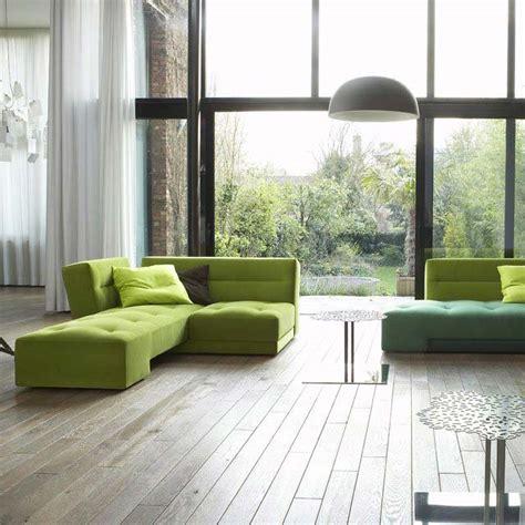canape vert anis 50 idées déco de canapé