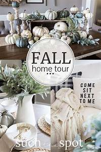 Fall, Decor, Ideas, And, Inspiration, For, Using, Neutral, Colors