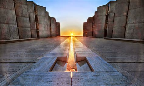 salk institute louis kahn