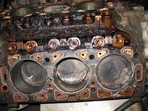 Blown Head Gasket? - Taurus Car Club of America : Ford ...