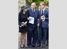 Blenheim Palace says farewell to Duke of Marlborough John