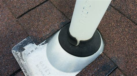roof leaking around vent pipe how to repair ventilation roof leaks chapman construction